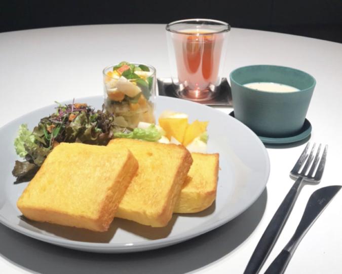 ORTO CAFE モーニングデリセット