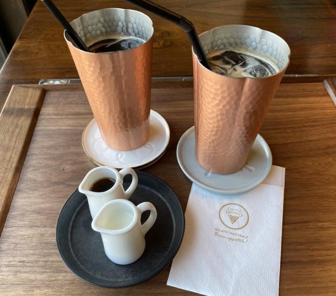 GELATO NATURALE(ジェラートナトゥラーレ) コーヒー
