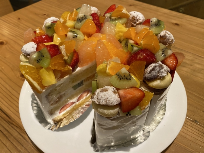 ケーキ フルーツ KISSHOKA(きっしょうか)