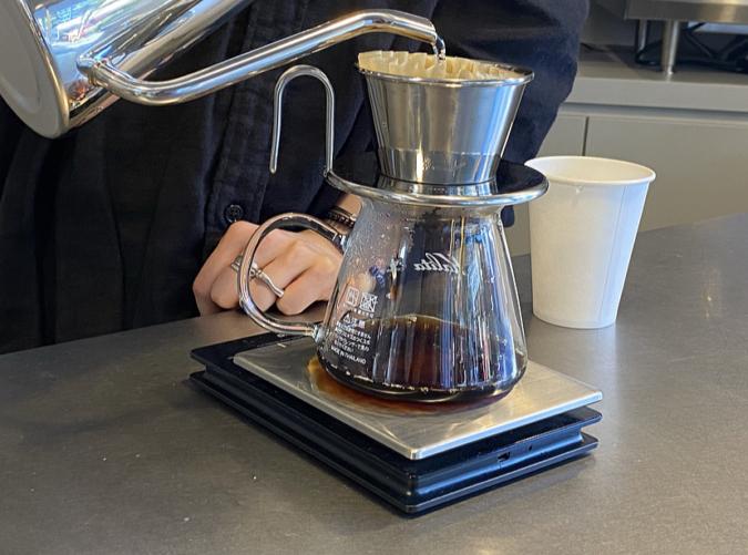 alu coffee(或珈琲・あるコーヒー) ドリップコーヒー