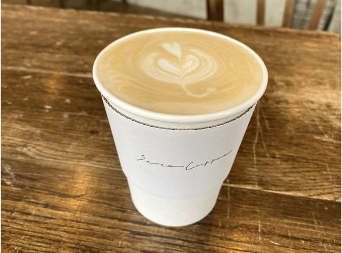 Siro Coffee ラテ