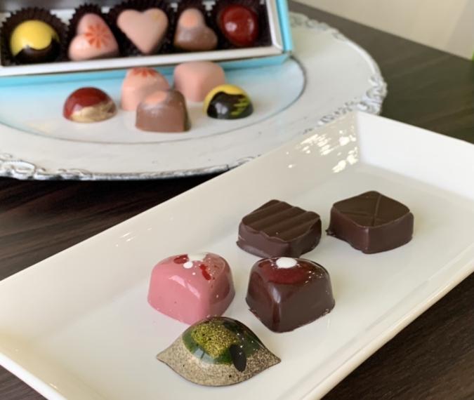 チョコレート &Myuu(アンドミュー)
