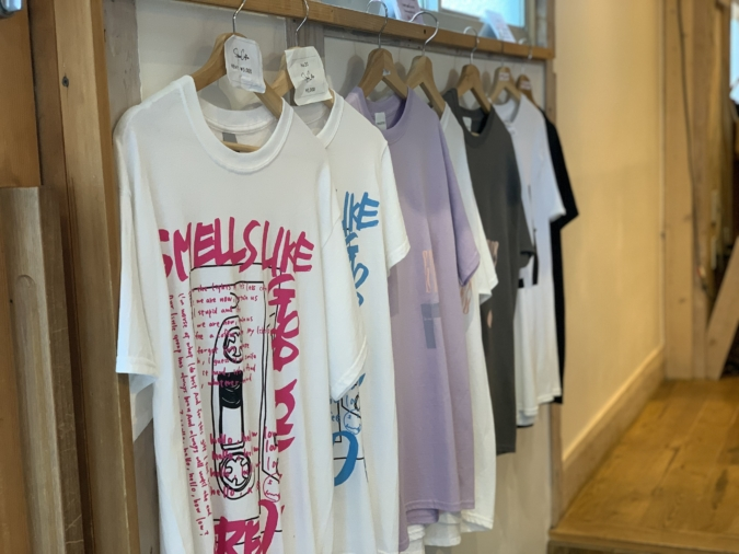 Tシャツ STEREO COFFEE