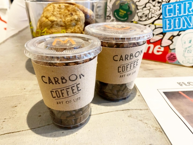 CARBON COFFEE コーヒー