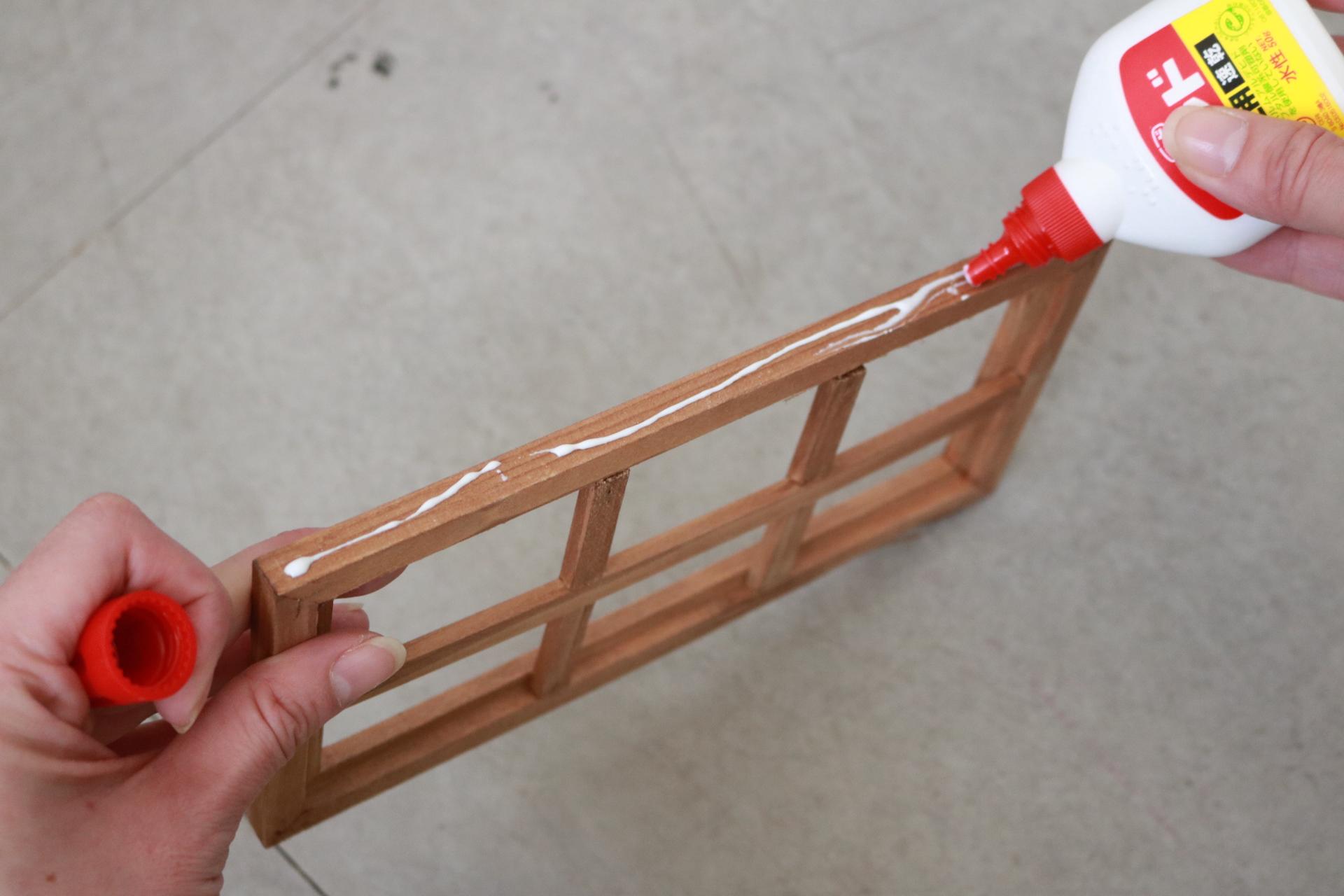 キャンドルライトホルダー 作り方