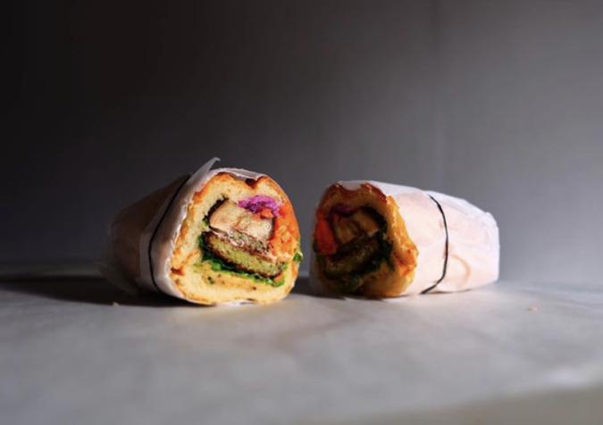 DIG INN(ディグイン) ひよこ豆を主原料とした中東風のコロッケ「ファラフェル」