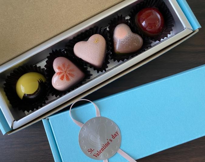 チョコレート  &Myuu(アンドミュー) バレンタイン限定
