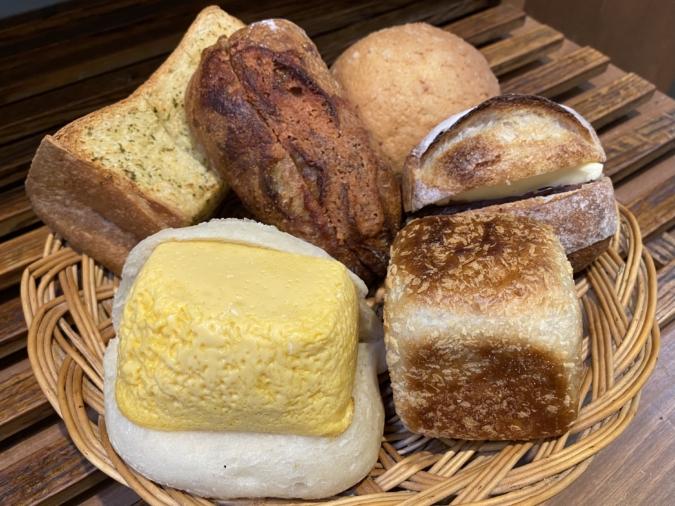 くぅらぼ パン