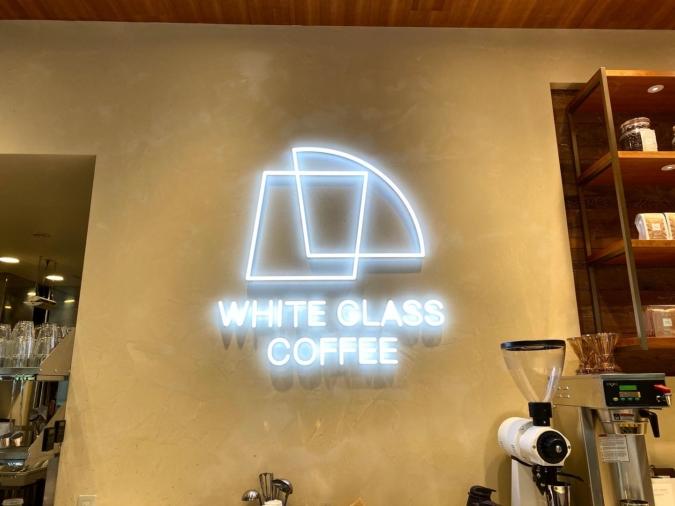 WHITE GLASS COFFEE(ホワイトグラスコーヒー) コーヒー