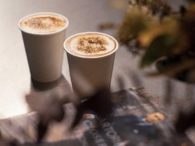 alu coffee(或珈琲・あるコーヒー) ホットドリンク