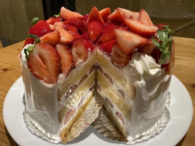ケーキ いちご KISSHOKA(きっしょうか)