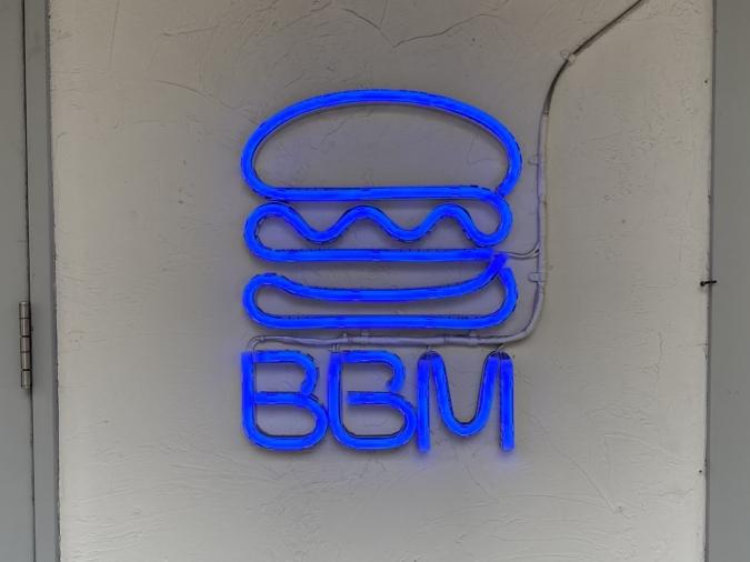 BBM六本松 ロゴ