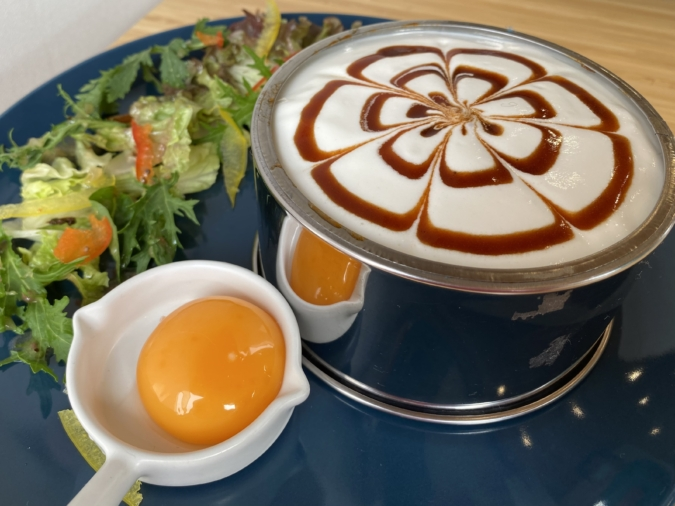 ランチ W's Cafe(ウーズカフェ) ボロネーゼ