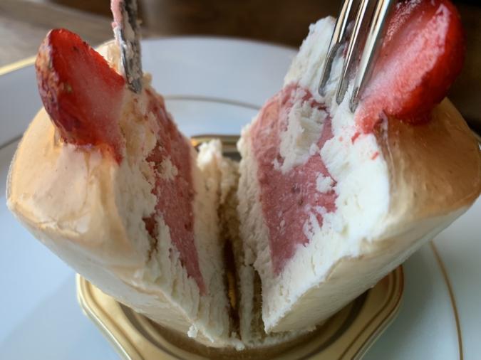 GELATO NATURALE(ジェラートナトゥラーレ)  クリームチーズのセミフレッド