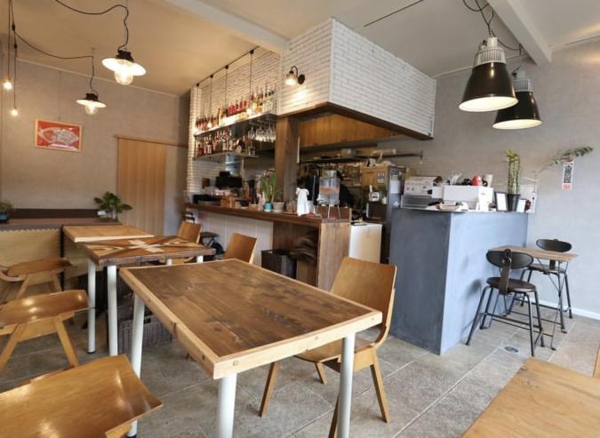 coba cafe(コバカフェ)店内