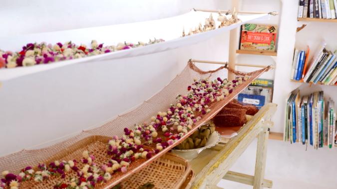 FlowerTea+FarmersCafe(フラワーティー+ファーマーズカフェ)』 ドライフラワー