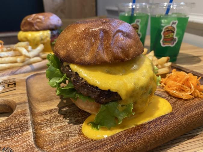 BBM六本松 チェダーチーズ
