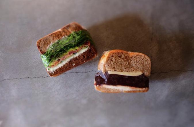 DIG INN(ディグイン) あんバター/ベーコンと野菜