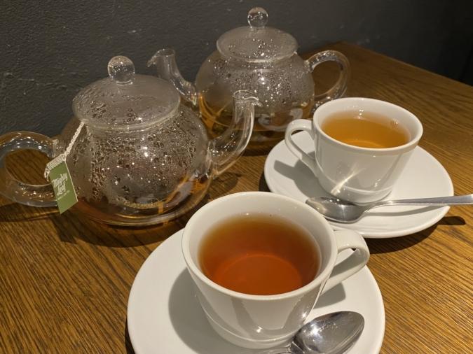 紅茶 ビストロ バンケット