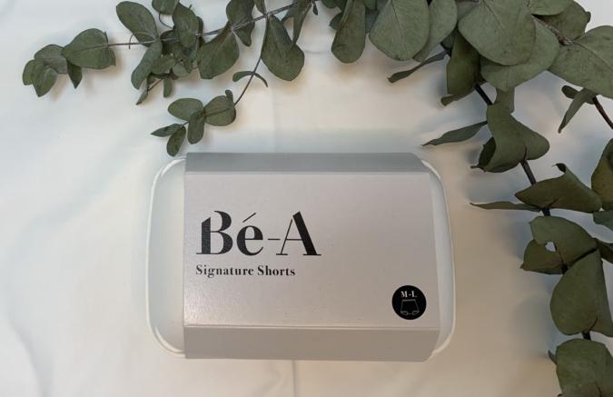 『Bé-A(ベア)』 パッケージ