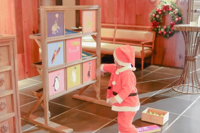 Family Christmas at THE LUIGANS 2020-ファミリークリスマス- クリスマス縁日