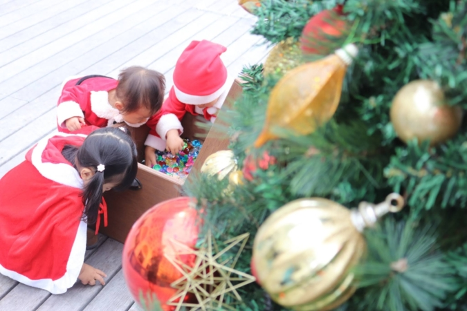 Family Christmas at THE LUIGANS 2020-ファミリークリスマス- 宝さがし