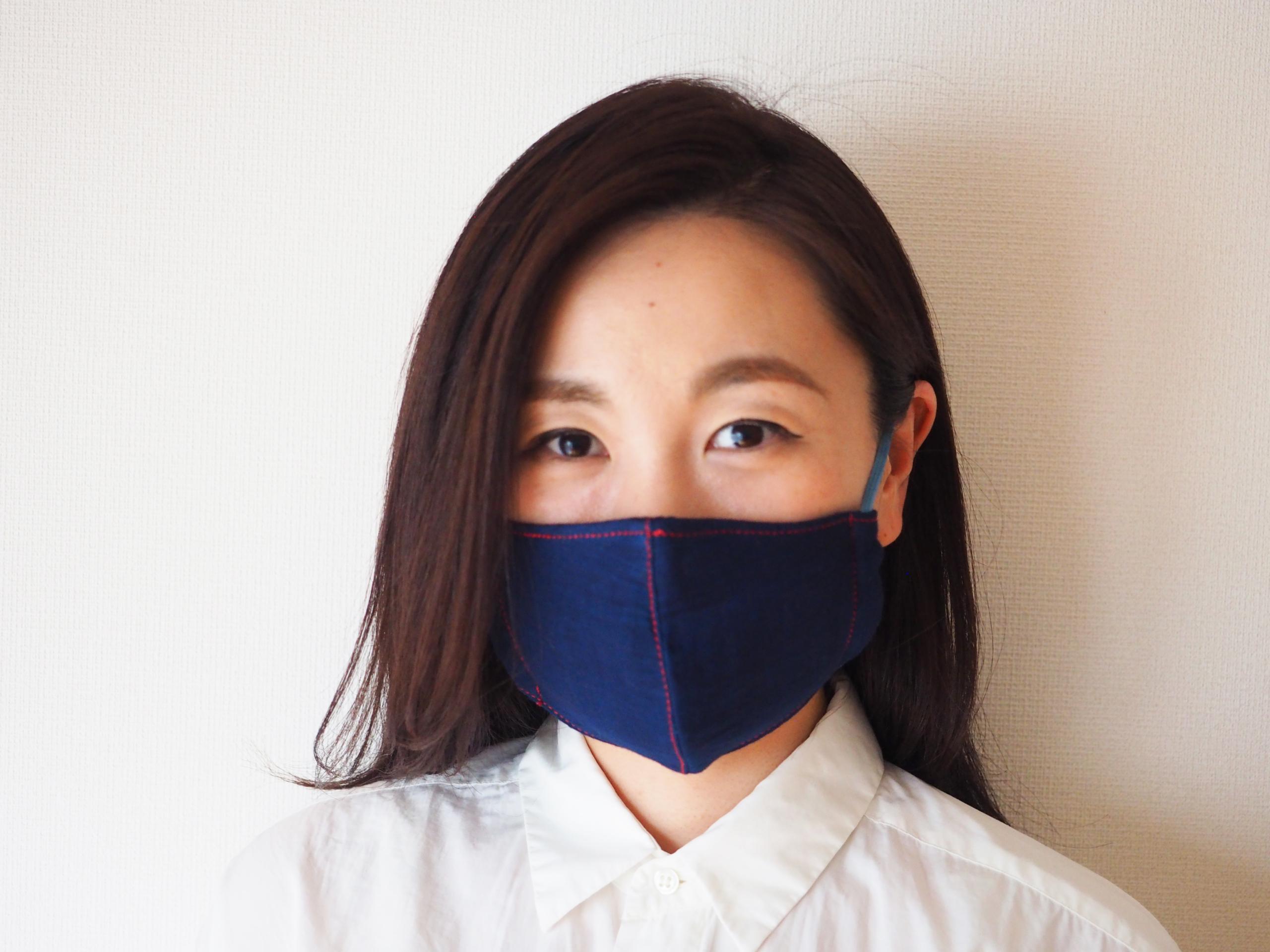 恋のくに筑後 赤い糸・恋愛成就マスク