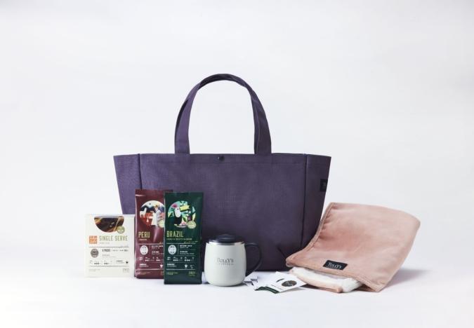 タリーズコーヒー 福袋 2021 HAPPY BAG