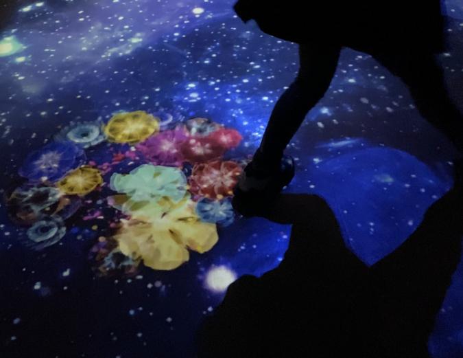 佐賀県庁 佐賀県×ネイキッド 星空の庭園 Bloom Bloom