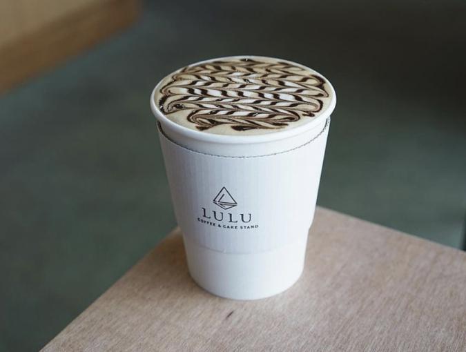 COFFEE&CAKE STAND LULU チョコラテ