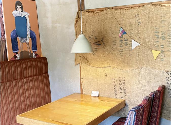 L'atelier NOSTALGIE(ラトリエノスタルジー) 店内