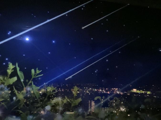 佐賀県庁 佐賀県×ネイキッド 星空の庭園