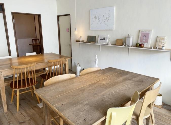 conze blanc(コンゼブラン) 店内 テーブル席