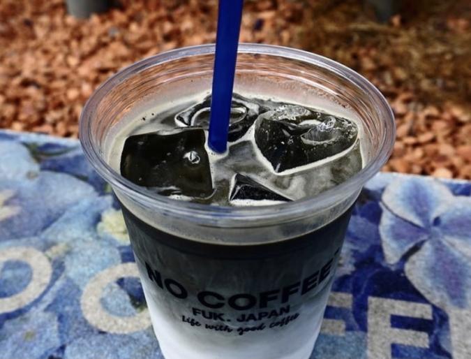 NO COFFEE(ノーコーヒー) ブラックラテ