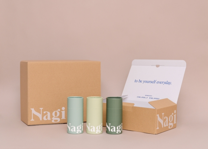 Nagi(ナギ) 吸水ショーツ