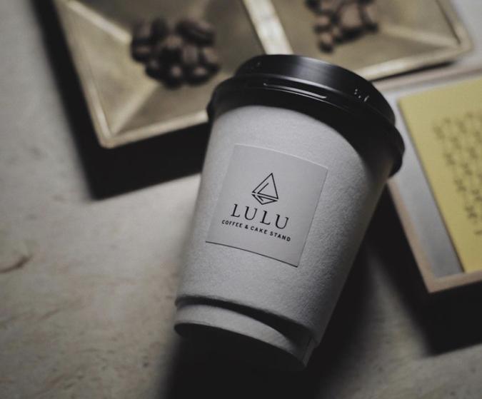 COFFEE&CAKE STAND LULU テイクアウト コーヒー