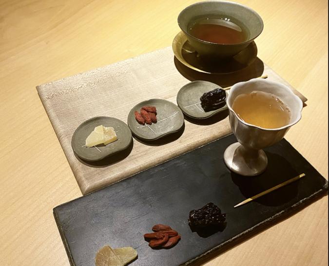 Le temps(ルタン) お茶