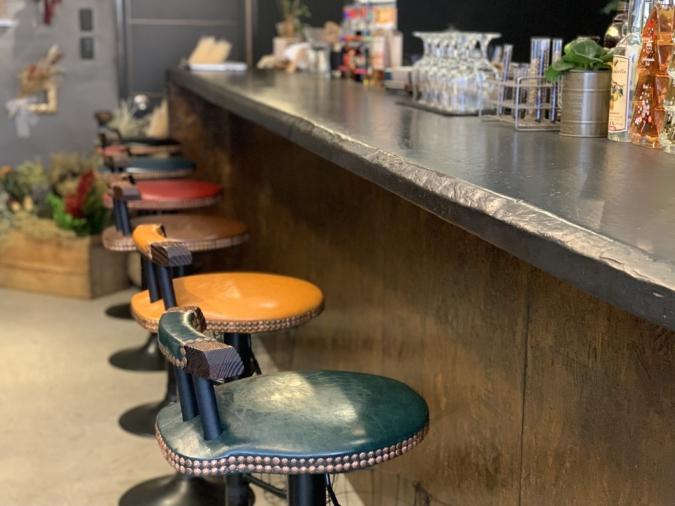 カフェ Rametto coffee room インテリア