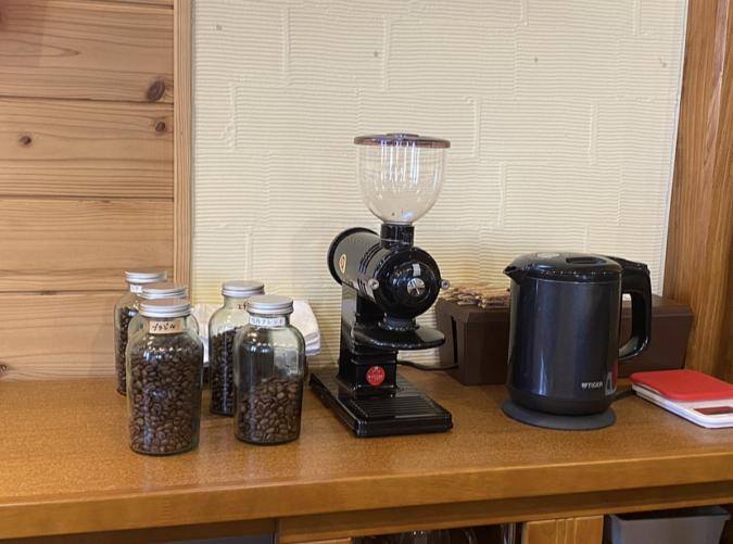 深山の牡丹 コーヒー豆