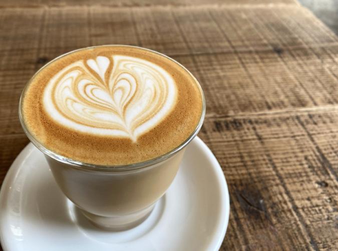 Good up Coffee(グッドアップコーヒー) カフェラテ