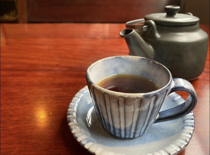 喫茶むぎまめ舎 紅茶