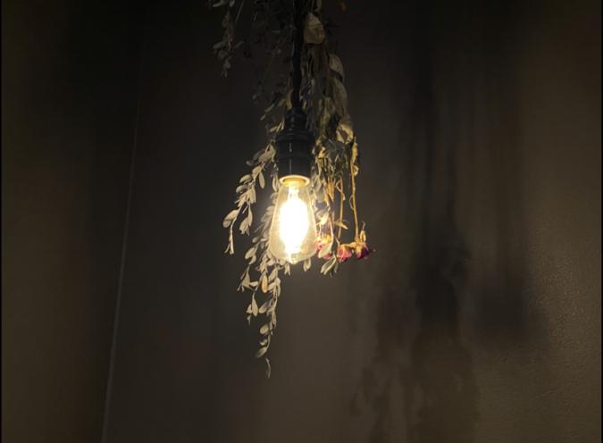 夜パフェ∞EIGHT 照明