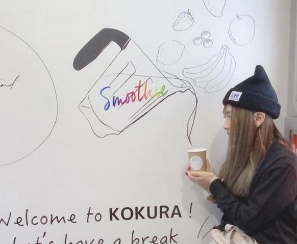 #One Stand kokura 映えスポット