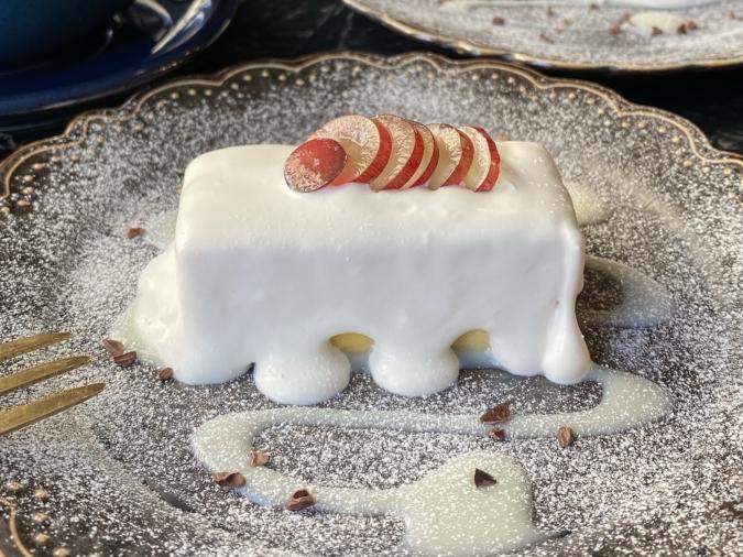 Rametto coffee room チーズケーキのショートケーキ