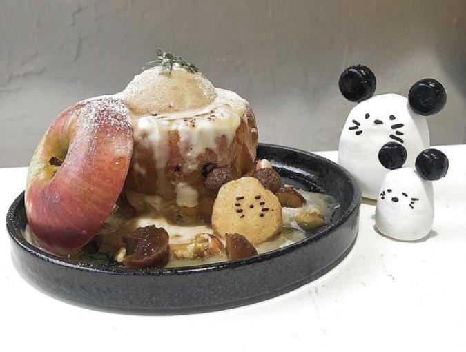 チーズケーキ研究所 りんご