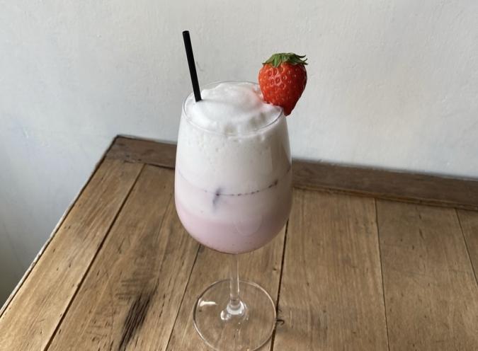conze blanc(コンゼブラン) いちごミルク