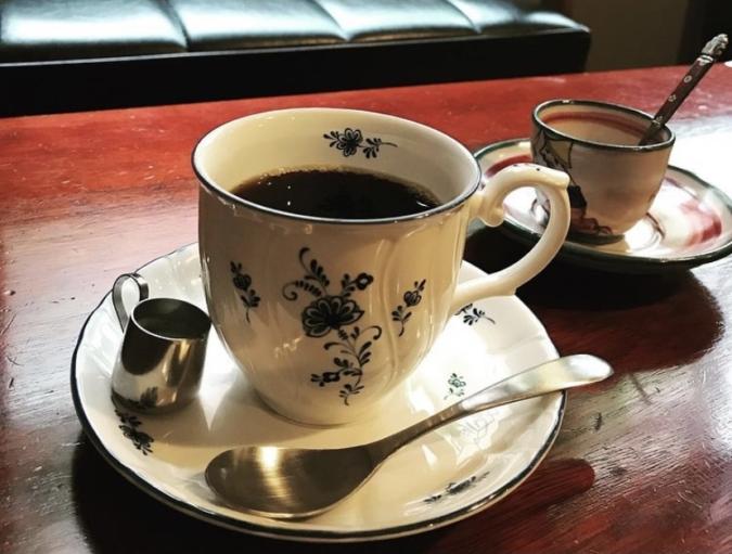喫茶むぎまめ舎 コーヒー