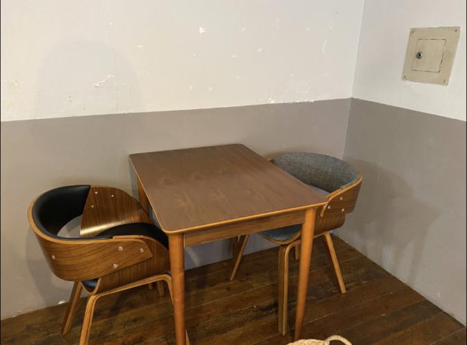 喫茶むぎまめ舎 テーブル席