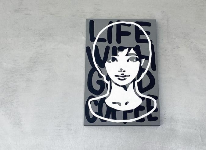 NO COFFEE(ノーコーヒー) イラストレーターの原画