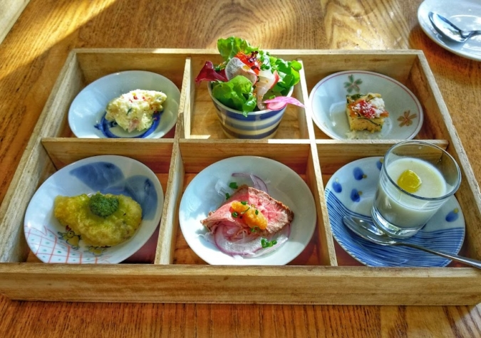 Bistro Matsushima 前菜